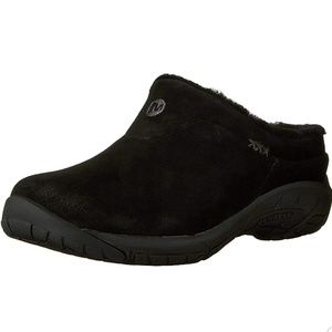 Merrell NEW Encore Ice Suede & Fur Clog | Sneaker